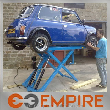 Ce Certification 2800kg Post Car Lift Electric Car Hoist Wheel
