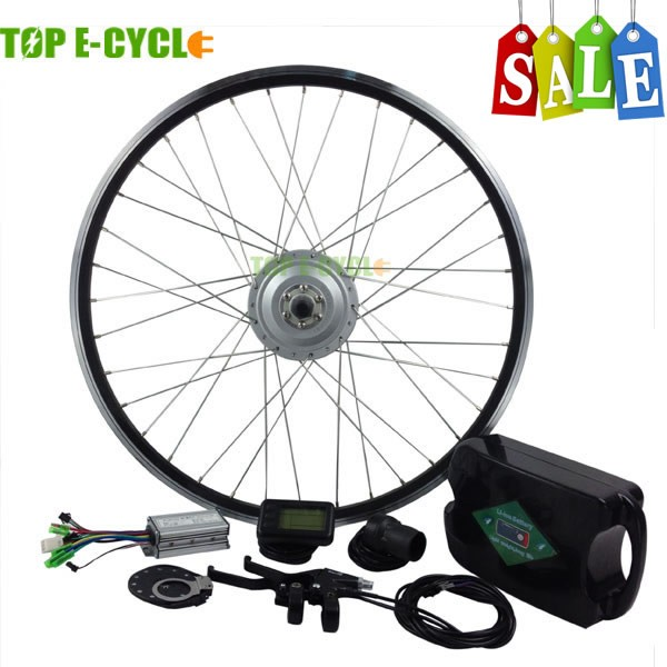 2015 HOT SALE Direct factory supply CE approval 26inch kit motor bicicleta/ electric bicycle motor kit