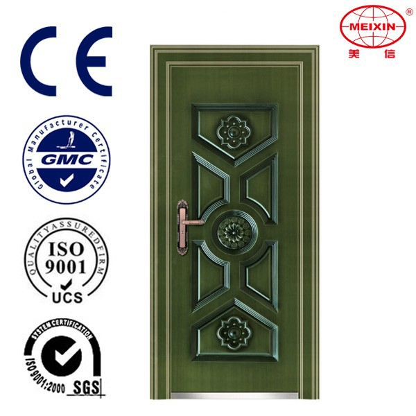 Main Gate Designs Stainless Steel Security Copper Door