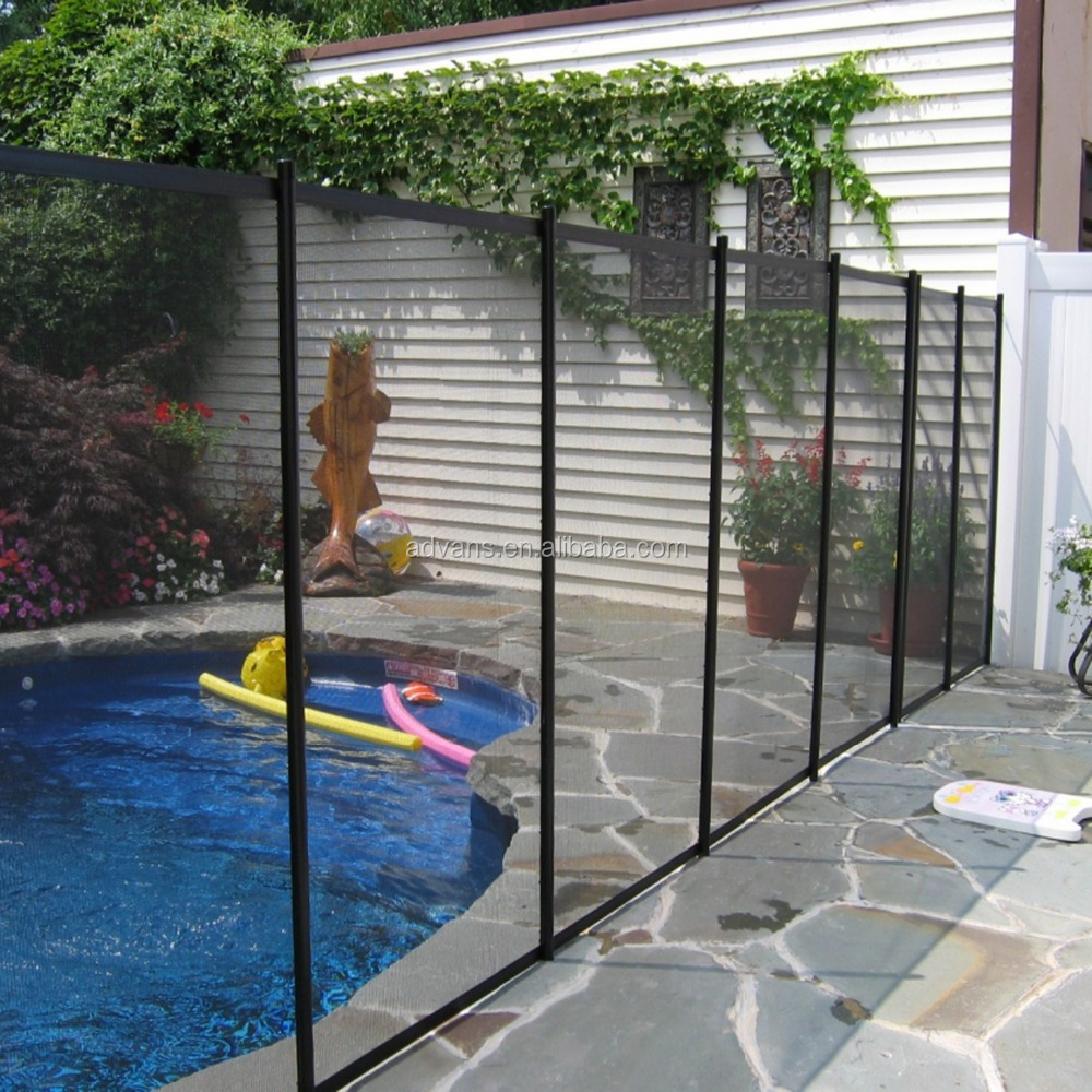 Cheap Temporary Folding Easy Install Removable Portable Vinyl Mesh Swimming  Pool Safety Fence - Buy Cheap Vinyl Mesh Swimming Pool Safety ...