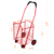 Foldable shopping cart for private and family Carry it at any time climbing shopping cart