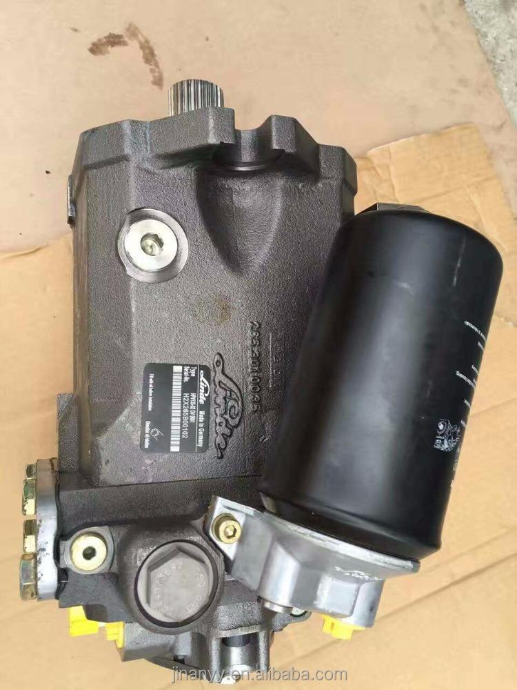 Linde HMV55-02 HMV75-02 HMV135-02 гидравлического двигателя и запасных частей для погрузчик