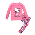 Girl s Pajama Sets kids Sleepwear Suit Children nightwear Baby girl Clothing Set 2 piece set