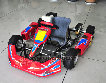 Used 250cc Kids Racing Frame Go Kart
