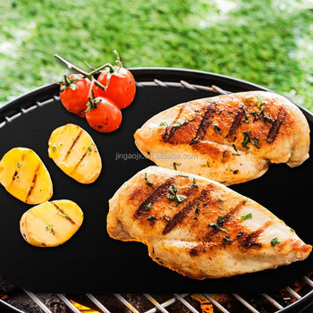 Non-stick Bbq Grill Mats - Best Bbq Tools On The Market Perfect For  Fish,Steak,Burgers,Vegetables - Buy Bbq Grill Mats,Non-stick Bbq Grill  Mats,Best