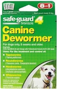 Excel Canine DeWormer for Small Dogs - 1 Gram