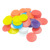 Colored Plastic Counters Counting Chips Custom plastic token