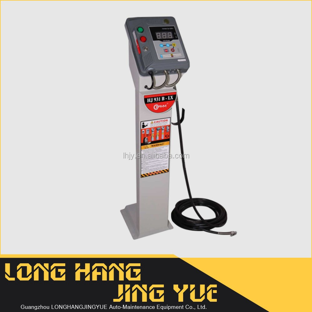 Excellent Quality Cost Effective Oem Design Electric Air Coin-Operated Digital Tyre Inflator