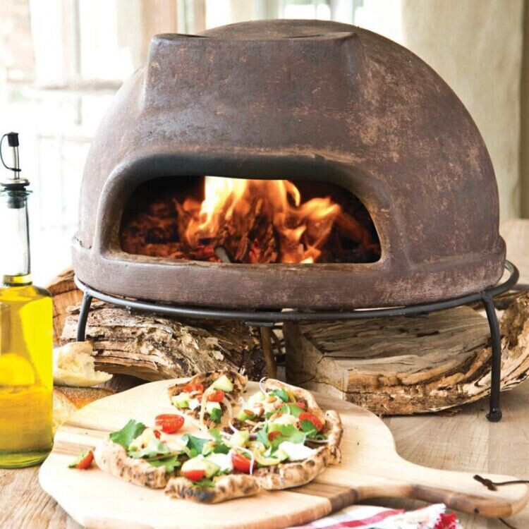 Clay Outdoor Ovens : Outdoor clay pizza oven hot seller item buy