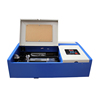 mini laser engraving machine rubber stamp marking machine for Seal carving K40 3020
