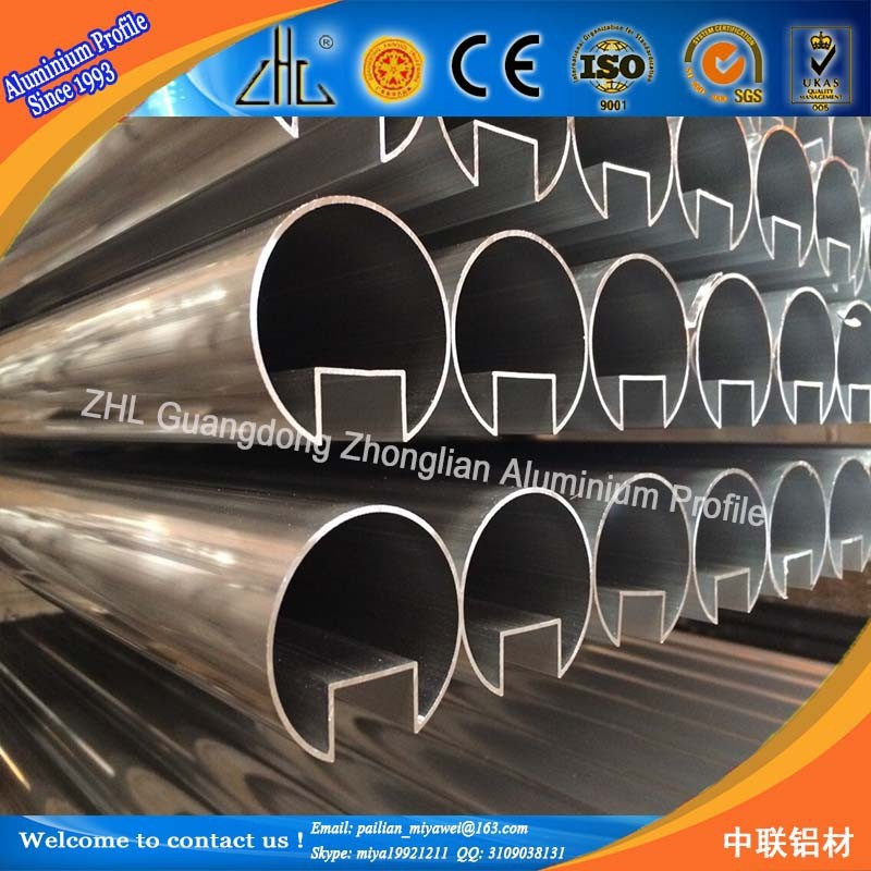 Oem de acero inoxidable balc n de aluminio y vidrio ss - Perfiles de aluminio precios ...