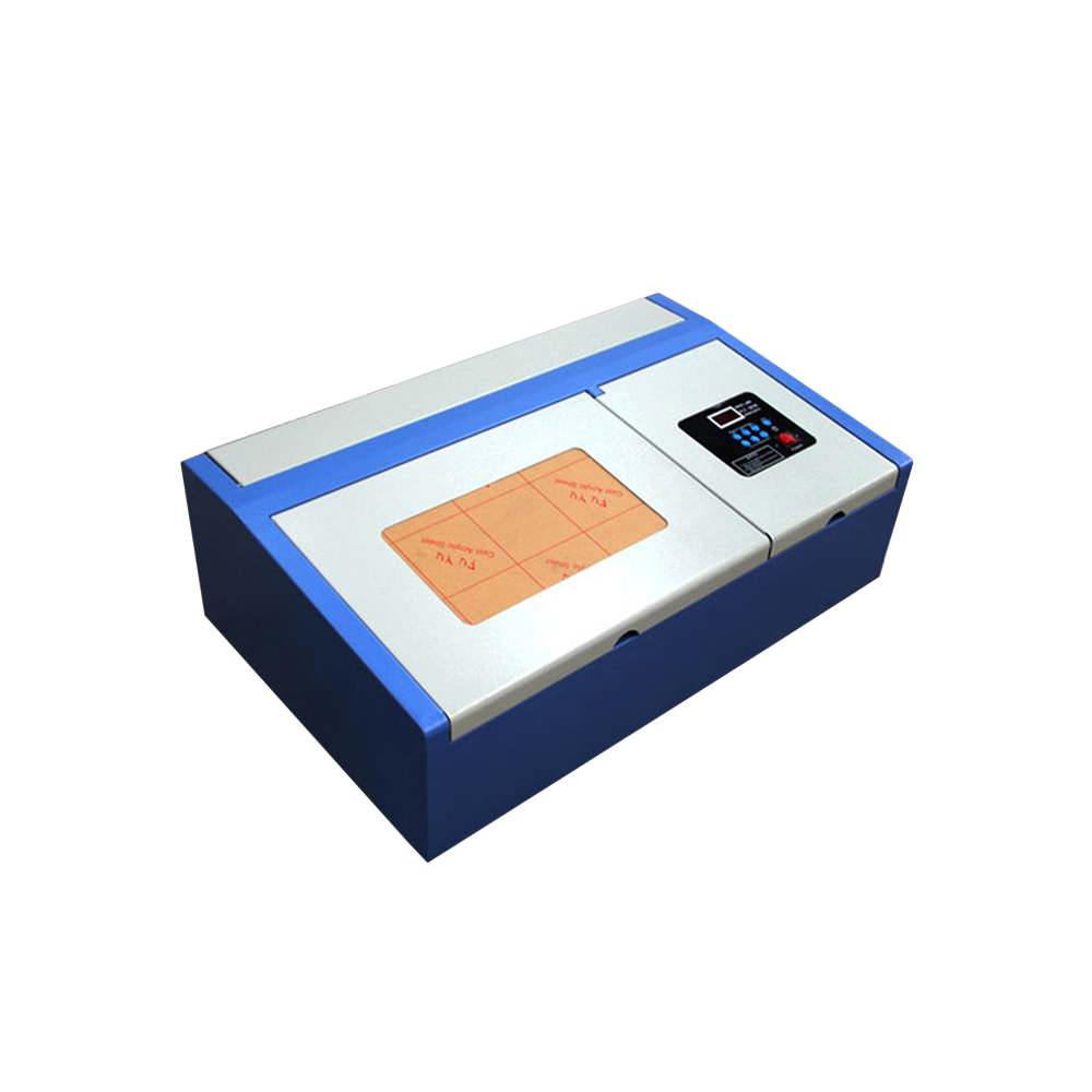 Screen Protector Design Mini CNC Laser Cutting Engraving Machine With Co2 Spot