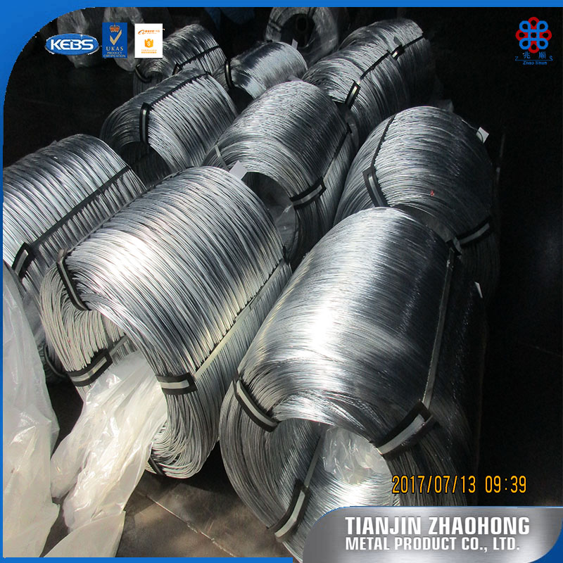 electro galvanized iron iron wire zinc plating galvanized iron wire