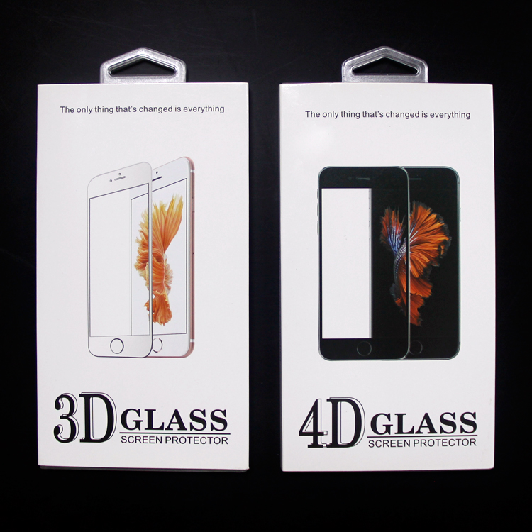 Manufacturinng Cell Phone Screen Protector Custom Retail Box Packaging