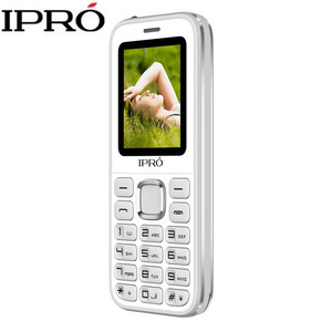 IPRO A8 Dual Sim 800mah Feature Phone With Vibrator