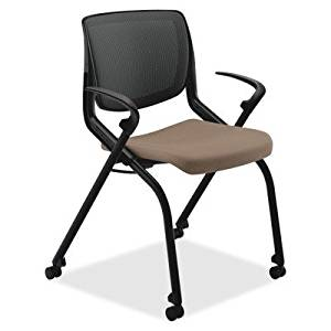 HON Motivate Seating Nesting/Stacking Flex-Back Chair, Morel/Shadow/Black HONMN202SDCU24