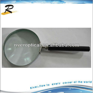china supplier metal handle magnifier