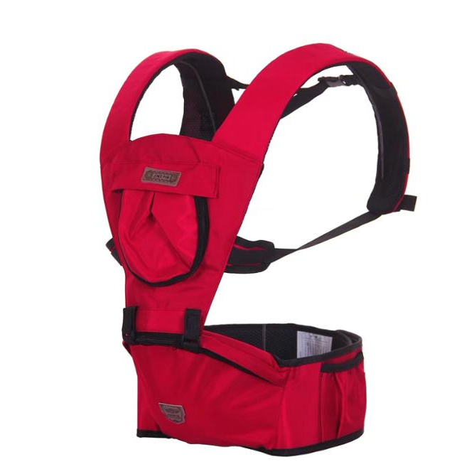 Ergonomic <strong>baby</strong> carrier0-2 years old carries a horizontal child sling with the <strong>baby's</strong> waist stool turned back