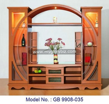 Tv cabinet modern stand mdf living room furniture tv hall for Tv cabinet designs for hall