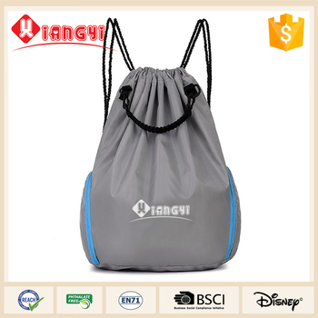 Football Sports Online Cheap Custom Drawstring Bags No Minimum ...