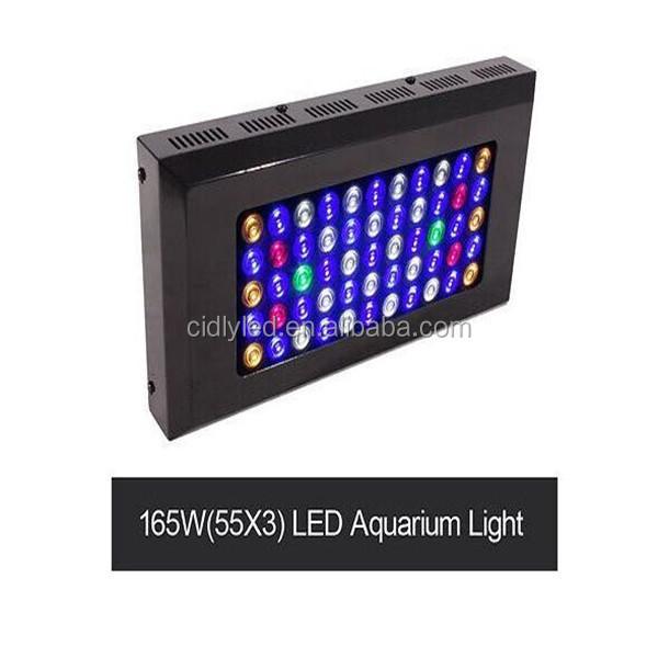 2015 hete zeeaquarium led verlichting dimbare led rif licht 120w met 55 3w epistar leds buy dimbare led rif licht 120wzeeaquarium van led verlichting