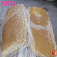 High quality recycled sbr Styrene Butadiene Rubber 1502 rubber /synthetic rubber sbr 1500 1502 1712 1717 factory price