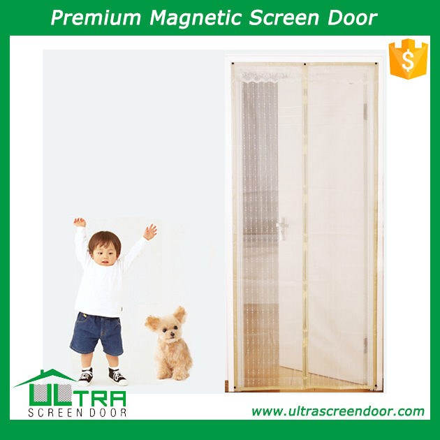Friendly Magnetic Screen Door Lowes To Kids, Pets, Wheelchairs