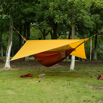 Factory Direct High Quality Portable Hammock With Tent Lightweight