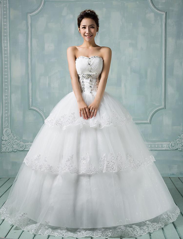 Unique Korean Designer Wedding Dress Elaboration - Wedding Ideas ...