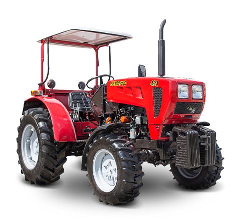 Tractor Belarus 421