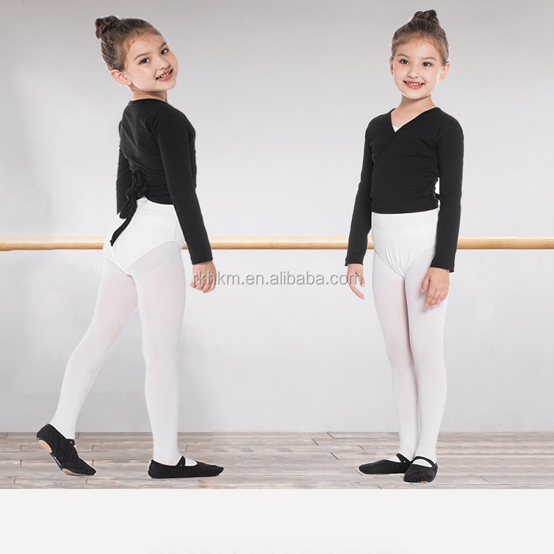 NEW WITH TAGS  CHILDS 8-10 BLACK LONG SLEEVE LEOTARD DANCE TECH SUPER