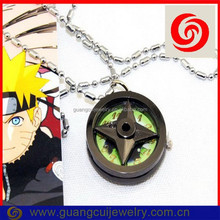 Fashion anime cheap pocket watch