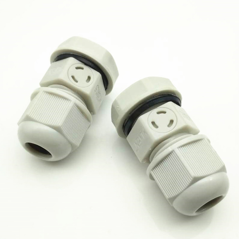 Ventilation Waterproof flexible application M/PG cable gland size