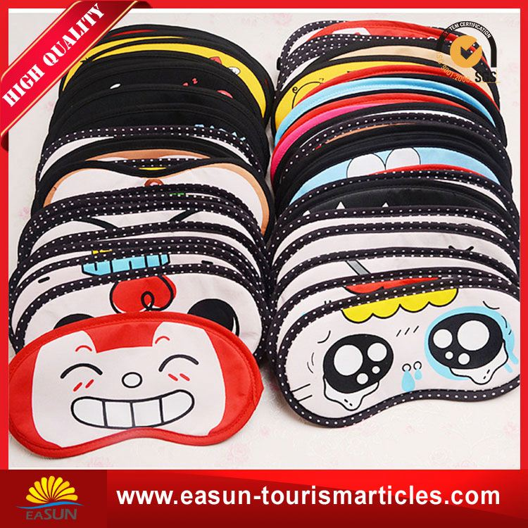 cheap price personalized eye patches airline eye cover wholesale eye mask