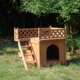 Wooden Outdoor Dog Kennels