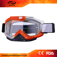 2017 Best Ski & Snowboarding UV400 motocross MX Cycling goggles