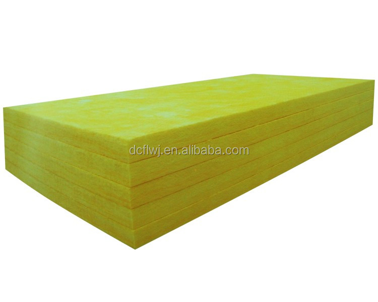 Excellent performance of heat and sound insulation for Fiberglass sound insulation