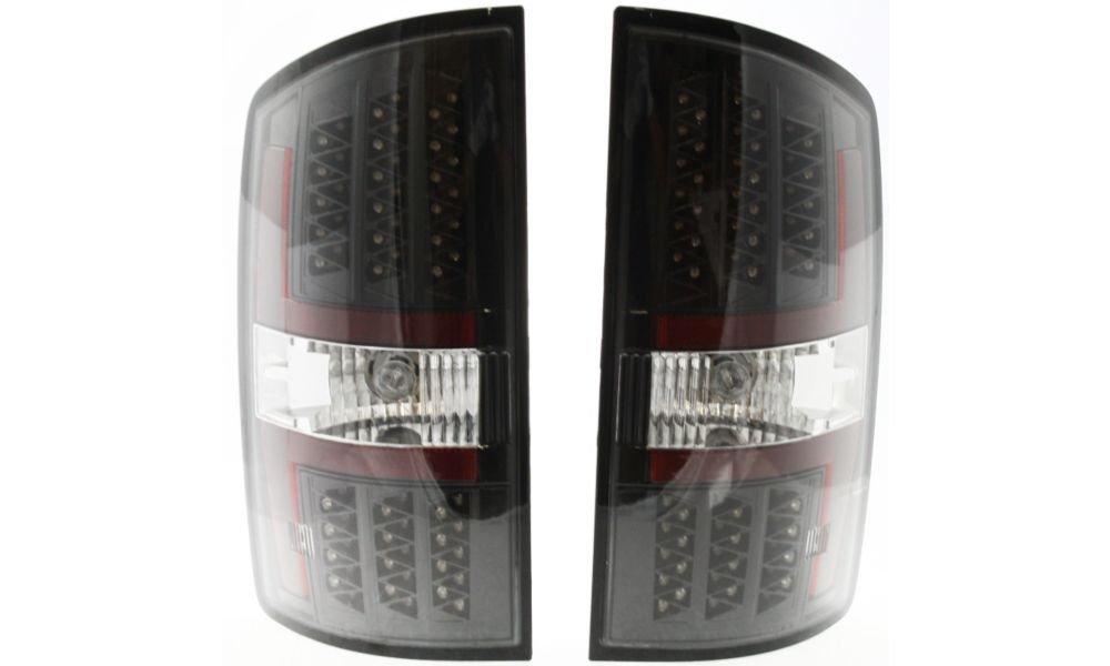 Buy Evan Fischer Eva15672012577 Tail Light For Dodge