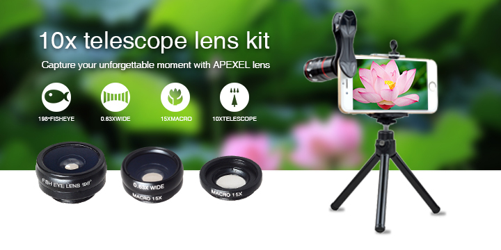 quality design 598f9 85349 The Best Selling Smartphone 2017 Universal Clip 10x Zoom Camera External  Lens For Iphone 5 4 4s Ipad - Buy Universal Clip 10x Zoom Camera Lens,The  ...