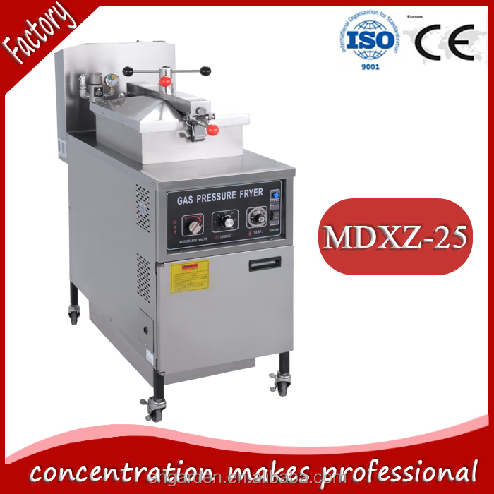 MDXZ-25 fryer/commercial chicken fryer/gas pressure fryer