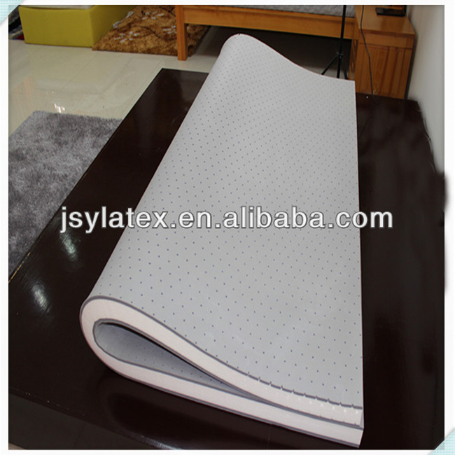 Latex foam rubber japan mattress