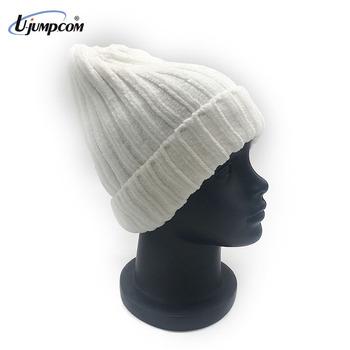 228057ce Custom Knitted Beanie Hats With Chanel Yarn - Buy Beanie,Custom ...