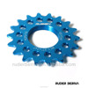 Ruder Berna Eightper Taiwan Made Fixed Gear Blue COG