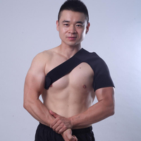 High Quality Shoulder Support Rehabilitation Therapy Supplies Single Shoulder Guard