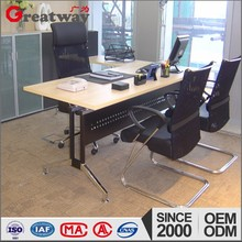 Buy furniture from china online Godrej oem office furniture desk for one person office computer table design