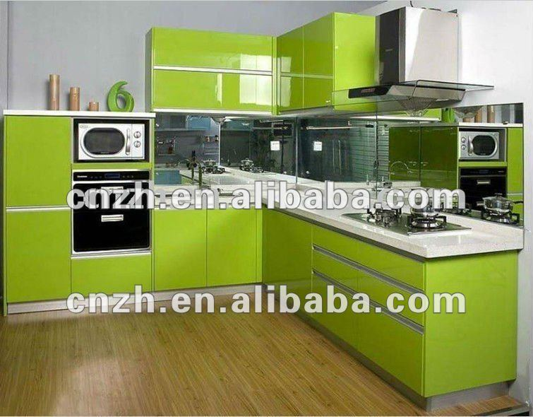 Attractive Acrylic Modern Furniture Kitchen Set Buy Modern