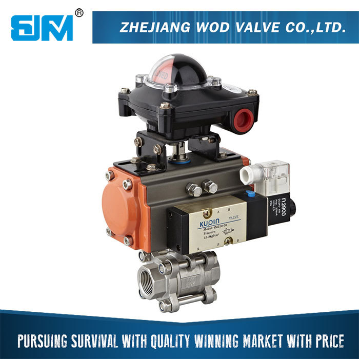 Factory direct sale hot selling actuator ball valve rotork valve actuator