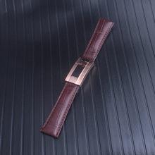 Подходит для часов из кожи аллигатора, 20 мм, часы с ремешком из кожи крокодила(Китай)