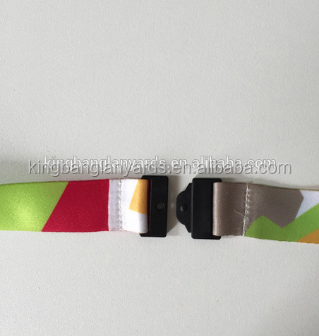 OEM Custom Printed Polyester Lanyards Manufacturer, break away lanyard