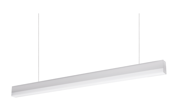 Office project surface mount pendant 1.2m 40w built-in profile bar led linear light fixture.png